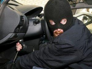自動車窃盗