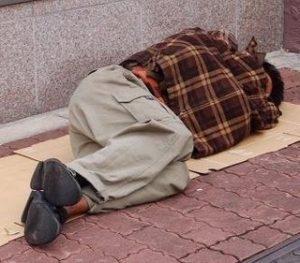 ホームレスヤクザ