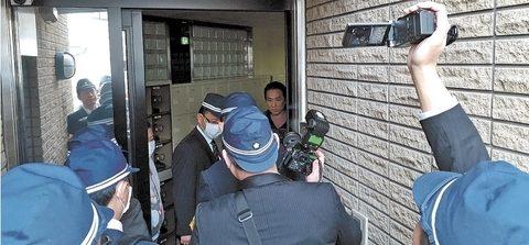 山口組弘道会本部などを宮城県警が家宅捜索