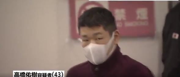 住吉会系暴力団高橋佑樹、歌舞伎町でカーチェイスし逮捕